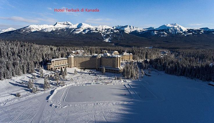 Hotel Terbaik di Kanada